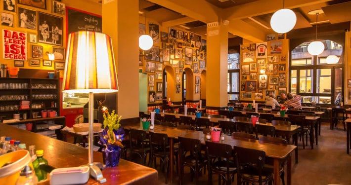 Das Leben Ist Schon Restaurant Und Pizzeria Frankfurt A M Ostend